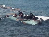 Kuşadası'nda mülteci botu battı: 12 ölü