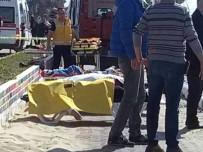 HELIKOPTER - Kuşadası'ndaki Faciada Ölü Sayısı 12