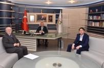 Kuyumcular Odasından Başkan Keleş'e Ziyaret