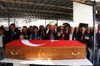 KURU YÜK GEMİSİ - Libya Açıklarında Batan Geminin 2. Kaptanı Son Yolculuğuna Uğurlandı