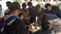 PAKISTAN - Manavgat'ta Yakalanan 172 Göçmen İstanbul'a Gönderildi