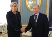 RUSYA DEVLET BAŞKANı - Marine Le Pen, Moskova'yı Ziyaret Etti