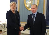 RUSYA DEVLET BAŞKANı - Marine Le Pen, Putin İle Görüştü