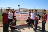 BEDEN EĞİTİMİ - Meslek Lisesi Öğrencileri Spor Kompleksine Kavuştu
