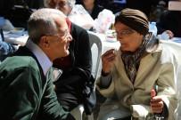 SOSYAL HİZMET - Mezitli'de Çocuklar İle Yaşlılar Bir Araya Geldi