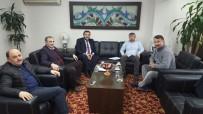 SEÇİM SÜRECİ - MHP'den AK Parti'ye Ziyaret