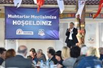 DÜNYA ŞEHİRLERİ - Muhtarlar Meclisi 2017'Nin İlk Toplantısını Yaptı