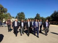 TICARET VE SANAYI ODASı - Müsteşar Prof.Dr.Ersin Aslan OSB'yi Ziyaret Etti