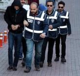 FAILI MEÇHUL - Öğrencilerden 'Şarjım Bitti' Bahanesiyle Telefon Gasp Eden 5 Kişi Yakalandı