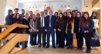 GAZIANTEP ÜNIVERSITESI - Oğuzeli MYO Öğrencilerinden Denetimli Serbestlik Müdürlüğü'ne Teknik Gezi