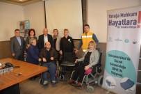 ENGELLİ VATANDAŞ - Özel Bir Okulun Bağışladığı Akülü Sandalye Sahibine Teslim Edildi