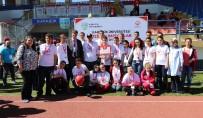 ENGELLİ SPORCU - Özel Olimpiyatlar 2017 Bölge Oyunları KBÜ'de Başladı