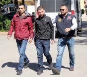 KORSAN GÖSTERİ - PKK Yandaşı 2 Kişi Tutuklandı