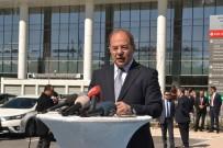 OTOPARK ÜCRETİ - Sağlık Bakanı Akdağ, Isparta Şehir Hastanesini İnceledi