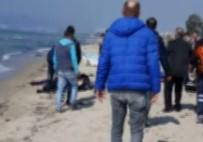 SAHİL GÜVENLİK - Sahil Güvenlik Açıklaması 11 Göçmen Öldu, 8 Göçmen Kurtarıldı