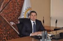 GÖVDELI - Siirt TSO Başkanı Kuzu, Siirt'in Sorunlarını Üç Ana Başlık Altına Aldı