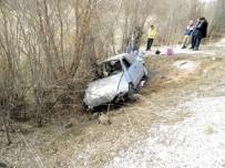 Sivas'ta Trafik Kazası Açıklaması 1 Ölü, 5 Yaralı