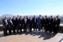 SLOVAKYA - Slovakya Büyükelçisi Turenicova'dan KAYSO'ya Ziyaret