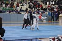 YOZGAT - Taekwondo Grup Müsabakaları Başladı