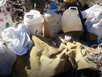 İL JANDARMA KOMUTANLIĞI - Tam 2 tonluk bomba tuzaklamışlar