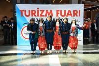 HALKLA İLIŞKILER - Travel Expo Ankara'da DÜ Rüzgarı