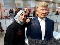 DONALD TRUMP - Trump Ve Merkel'in Pastalarını Yaptı