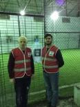 Türk Kızılayı Çıldır Şubesi Gençlik Kollarından Mavi Kapak Kampanyası