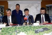 KENTSEL DÖNÜŞÜM PROJESI - Türkiye'nin En Büyük Kentsel Dönüşüm Projesi Antalya'da Başladı