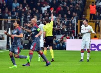 KIRMIZI KART - UEFA, Aboubakar'ı 3 Maç İle Cezalandırdı