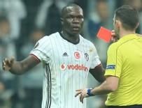 KIRMIZI KART - UEFA'dan Aboubakar'a büyük şok!