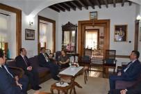 Vali Ersin Yazıcı'dan Hayırsever Zehra Baysal'a Ziyaret