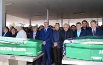 MUSTAFA TOPRAK - Adalet Bakanlığı Müsteşar Yardımcısı Menteş'in Acı Günü