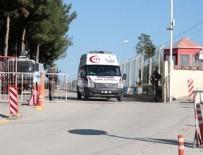 CEZAEVİ YANGINI - Adana'da cezaevinde yangın