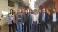 AK Parti Bağlar İlçe Başkanlığı Aralıksız Çalışıyor