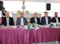 AHMET NECDET SEZER - AK Parti'den Makedon Göçmenleriyle Buluşma