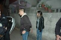 KAZIM KARABEKİR - Alkollü Sürücü Kıskıvrak Yakalandı