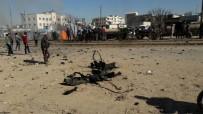 Azez'de Bomba Yüklü Araçla Saldırı Açıklaması 3 Ölü, 10 Yaralı