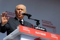 BIRLEŞIK ARAP EMIRLIKLERI - Bahçeli, Kılıçdaroğlu'na Çok Sert Çıktı