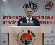 TICARET VE SANAYI ODASı - Bakan Ağbal Açıklaması 'Türkiye'nin Böyle Bir Reforma İhtiyacı Var. Çünkü Mevcut Sistem Sürdürülebilir Değil'