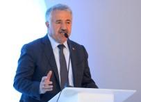 ULAŞTIRMA DENİZCİLİK VE HABERLEŞME BAKANI - Bakan Arslan'dan 'Kabin Yasağı' Eleştirisi
