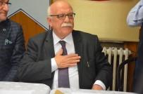 NABI AVCı - Bakan Avcı, Karadenizliler Derneği'ni Ziyaret Etti