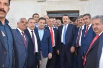 ŞANLIURFA MİLLETVEKİLİ - Bakan Çeklik Ziraat Odası Başkan Ekinciyi Ziyaret Etti