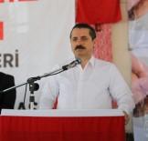 ŞANLIURFA MİLLETVEKİLİ - Bakan Çelik Referandum Çalışmalarını Suruç'ta Sürdürdü