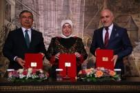 SEMİHA YILDIRIM - Başbakan'ın Eşi Semiha Yıldırım, '81 İlde 81 Anaokulu' Projesinin Startını Verdi
