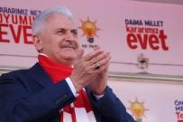 SAĞLıK BAKANı - Başbakan Yıldırım Açıklaması 'Said-İ Nursi Yaşasaydı Bunu Yanına Bile Sokmazdı'