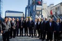 KANALİZASYON - Başkan Akyürek, Ereğli'de Asfalt Sezonunu Açtı