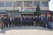 DERNEK BAŞKANI - Başkan Ayaz, Muhtarlar Toplantısında Projeleri Anlattı