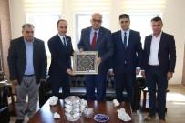 KıRKA - Başkan Ayrancı'dan, Keleşer'e Nezaket Ziyareti