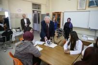 Başkan Kamil Saraçoğlu Açıklaması Bizim İçin Gençlerin Fikir, Öneri Ve Görüşleri Çok Önemli