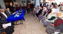AZIZ KOCAOĞLU - Başkan Kocaoğlu Vatandaşlarla Buluştu